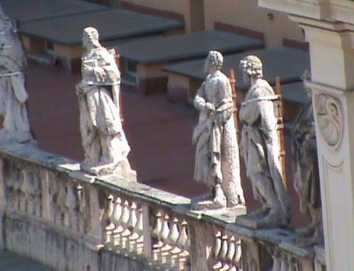 stanchi apostoli