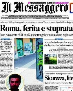 Roma in ginocchio