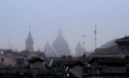 Nebbia Romana