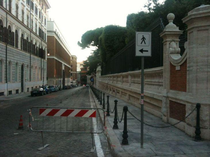 Via Sallustiana 2012